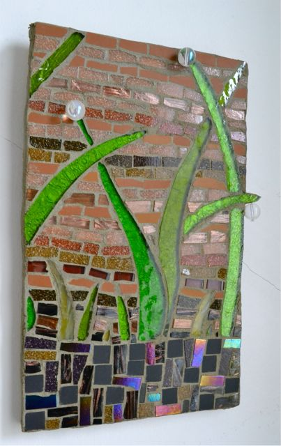 Kirsten's first mosaic