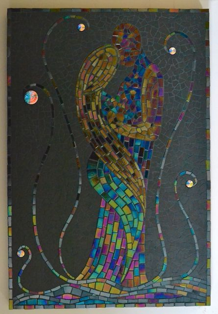 Mosaic Art Concetta Perot London