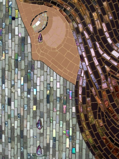 Mosaic Art Concetta Perot London