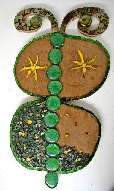 childrens mosaics