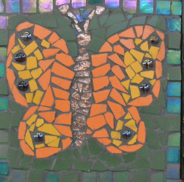 community mosaic art London