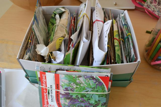 at-a-glance planting planner