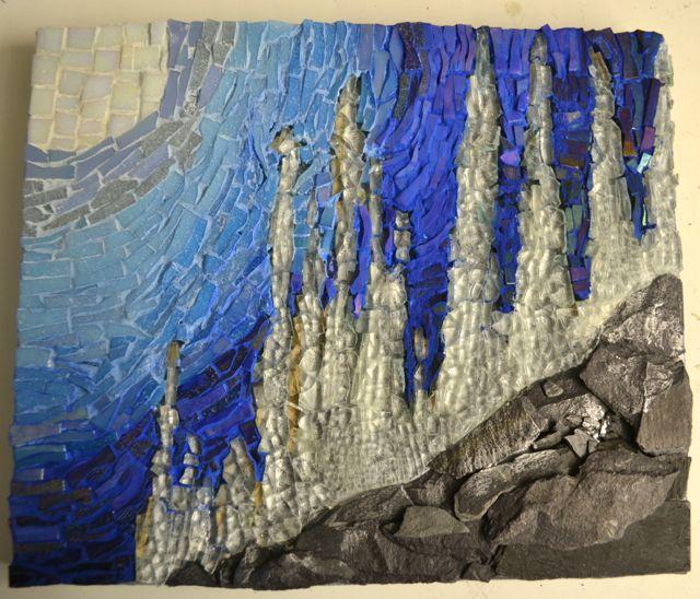mosaic worshop class