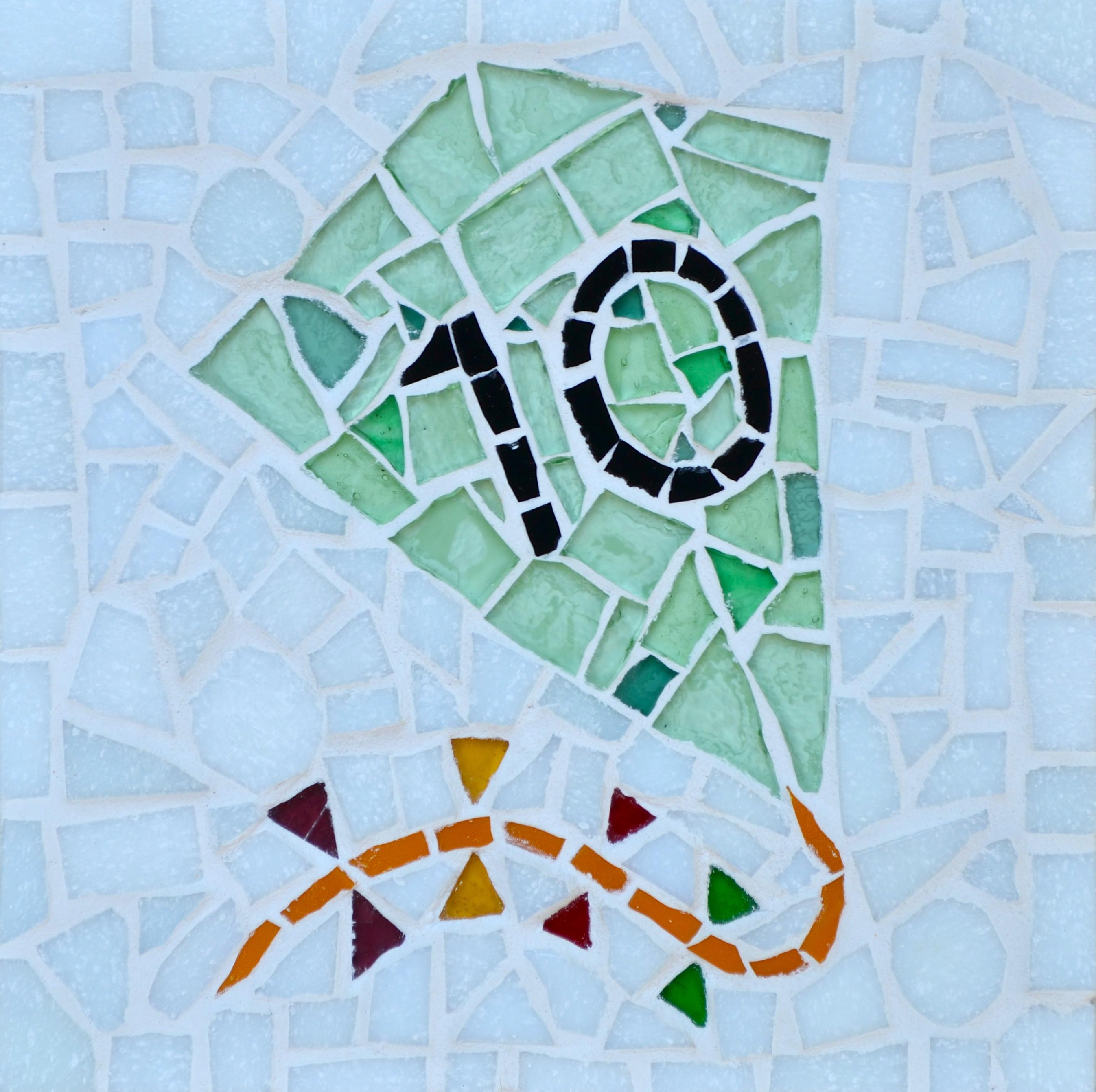 Furzedown Kite Mosaic