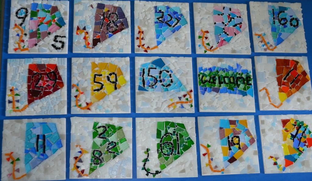 Mosaic, community, South London,