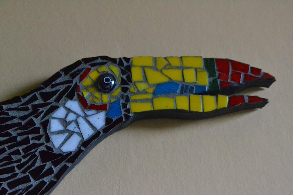 Mosaic toucan children