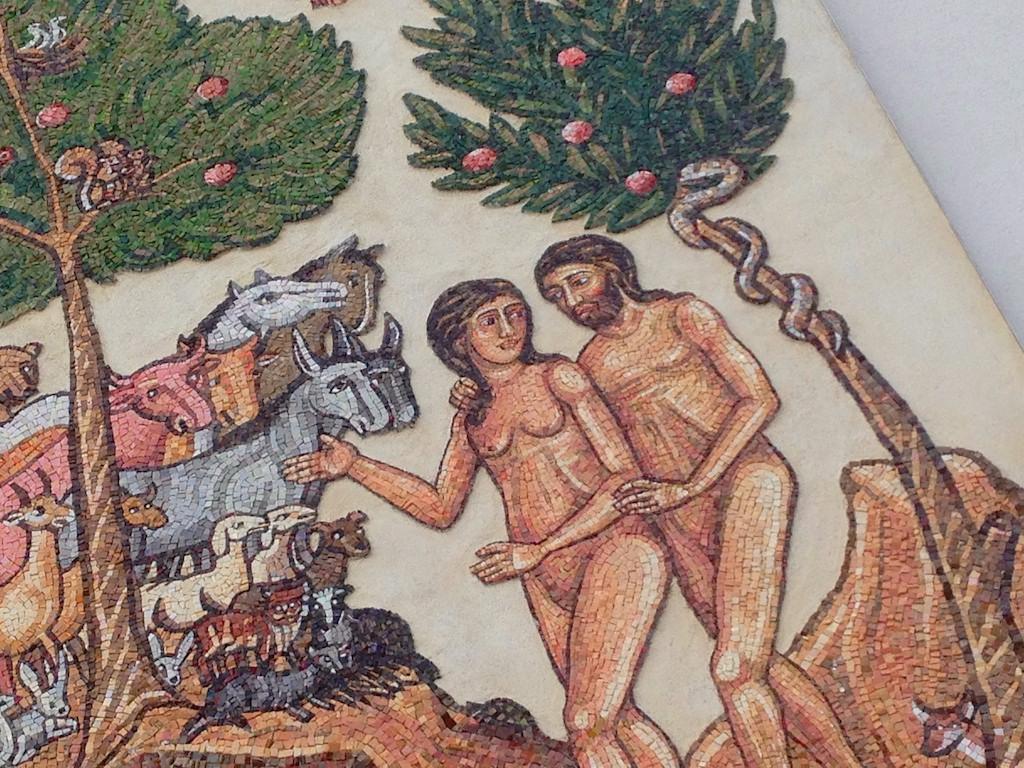 Cercivento mosaics