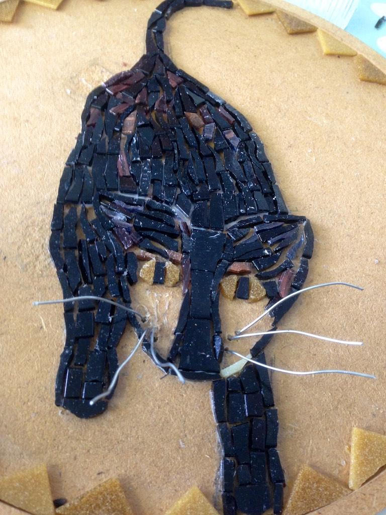 Mosaics, Concetta Perot, London, learn mosaics, mosaic classes, workshops, mindfulness