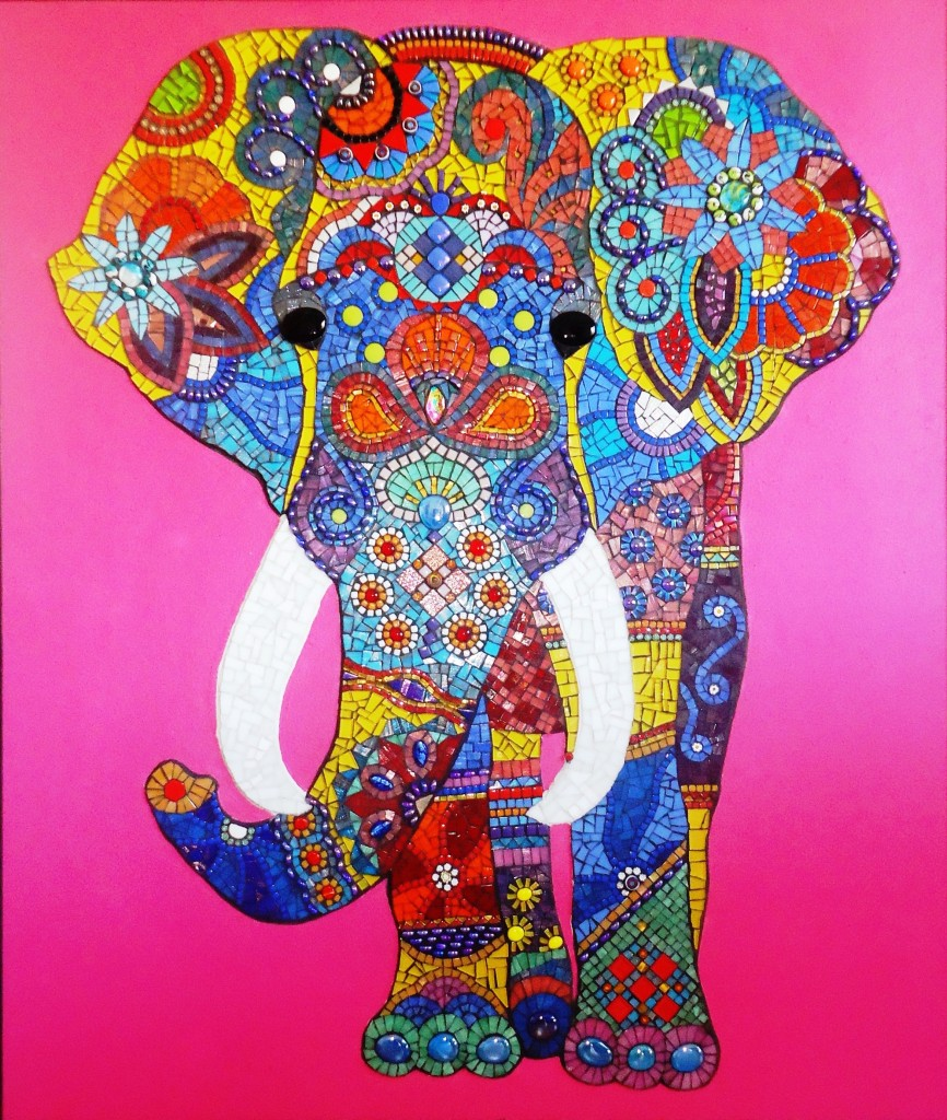 JULEE LATIMER Elephant copy